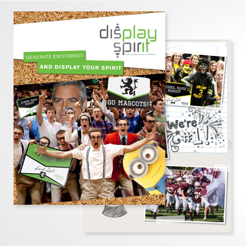 Display Spirit Brochure