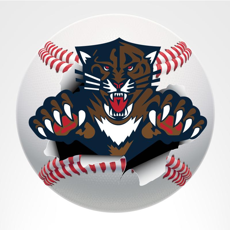 Conner Baseball Decals