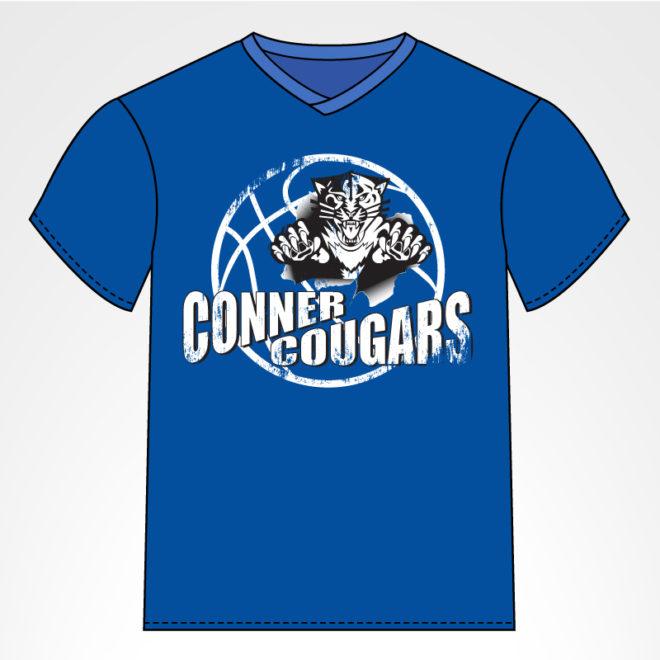 Conner Basketball T-Shirt
