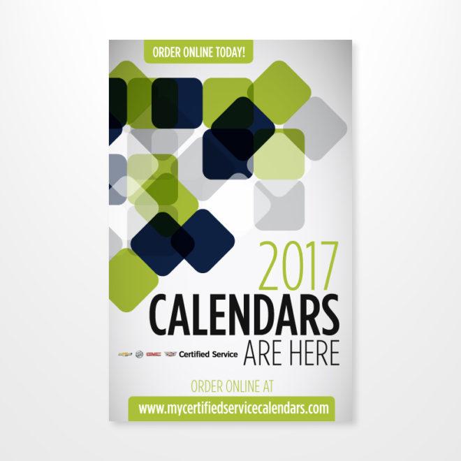 GM Calendar 2017 Email