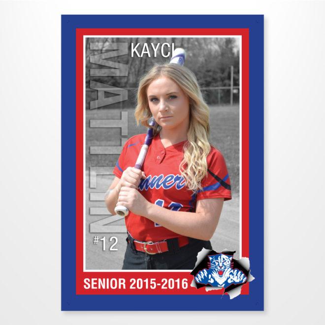 Conner Softball Banner