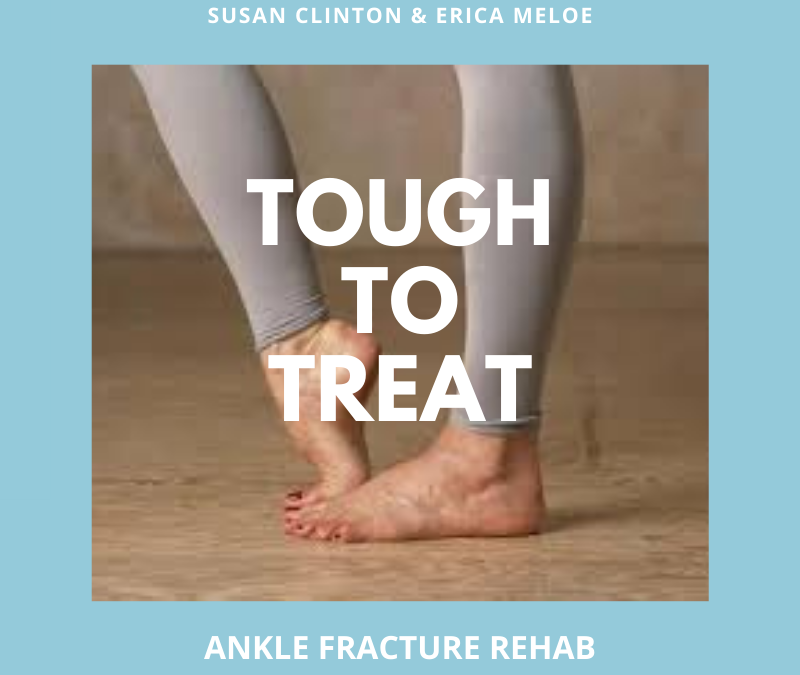 #90: Ankle fracture rehab – what is missing?