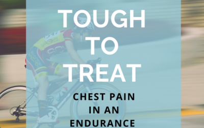 #94: Chest Pain In An Endurance Athlete