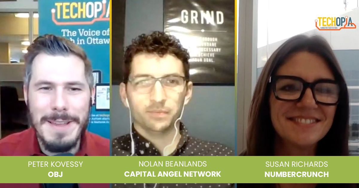 Techopia Live: How Startups Can Attract Angel Investments featuring Susan Richards