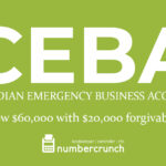CEBA Increased to $60,000 with $20,000 Forgivable!