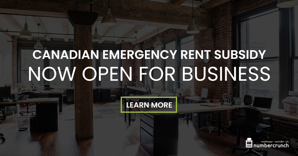 The Canadian Emergency Rent Subsidy is Now Open for Business