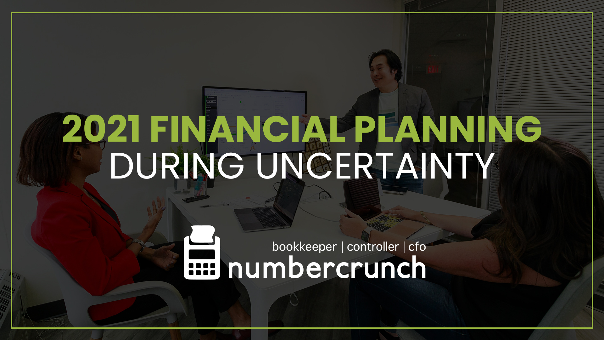 2021 Financial Planning During Uncertainty for Business Owners