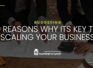 Budgeting 3 reasons