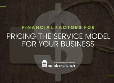 Service Business Finance