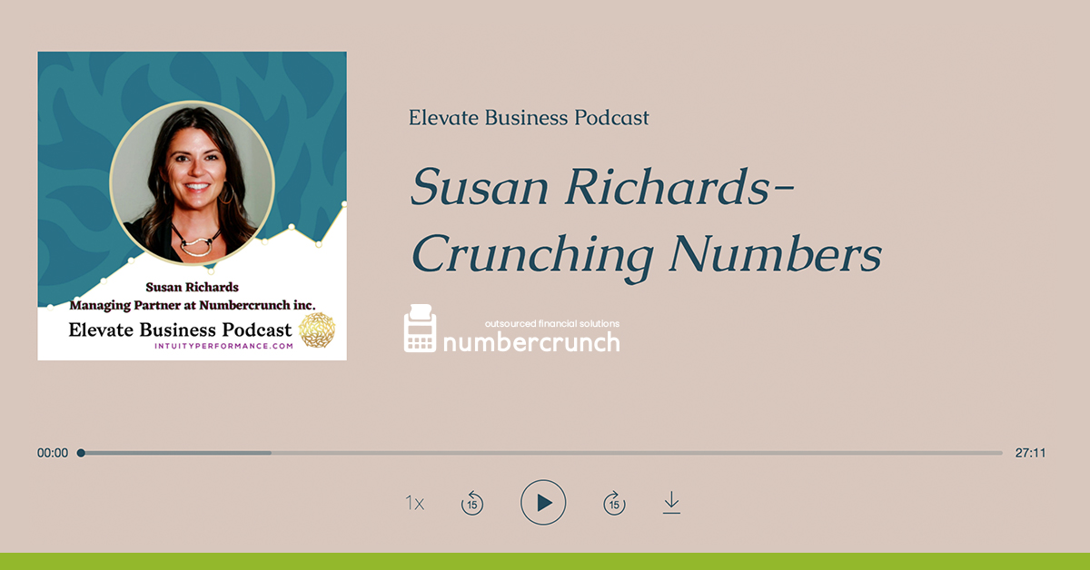 Susan Richards Featured on Elevate Business Podcast