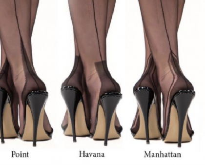 Fully Fashioned Heel Types