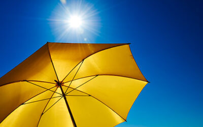 What are UV rays and when are they at their worst?
