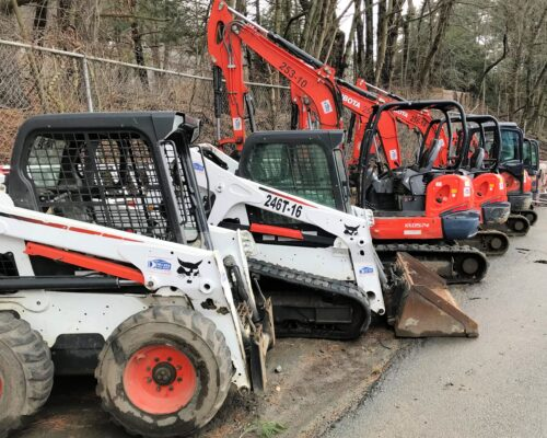 equipment rental business sale consulting