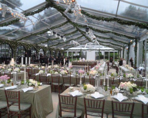 event rental business sales