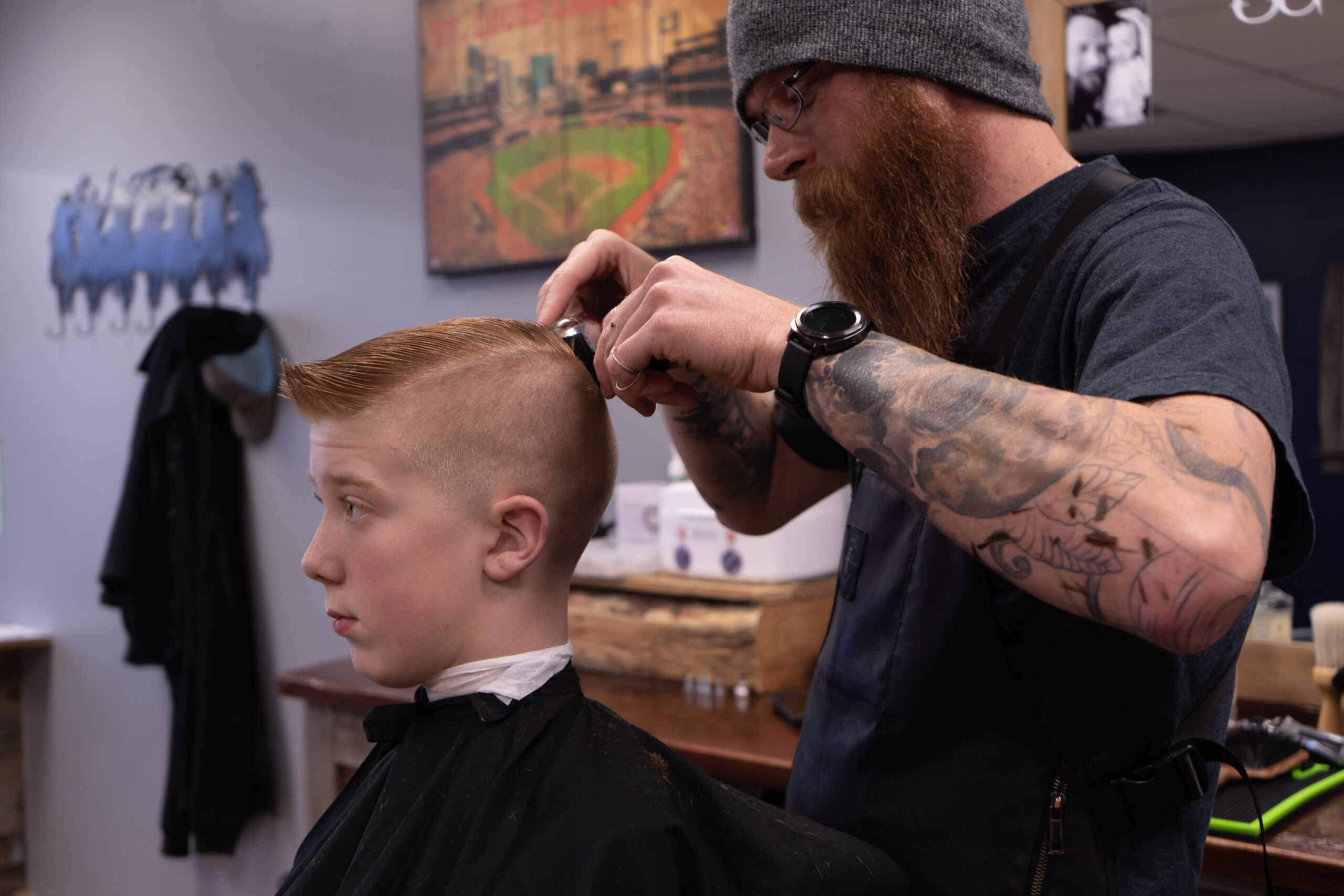 Outlaw Gentlemen Barber Shop