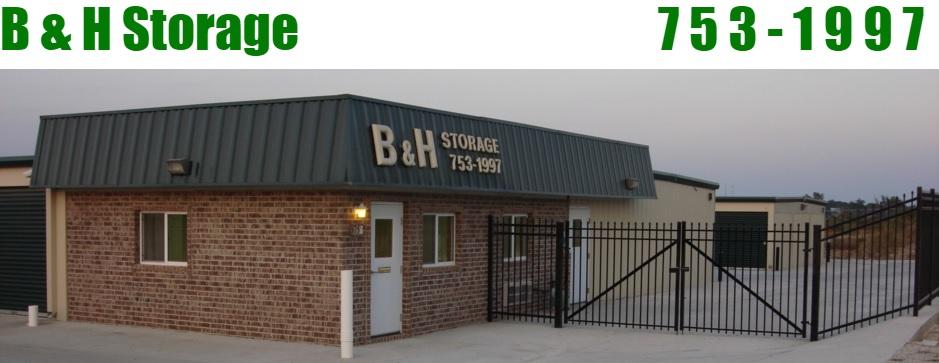 B & H Storage