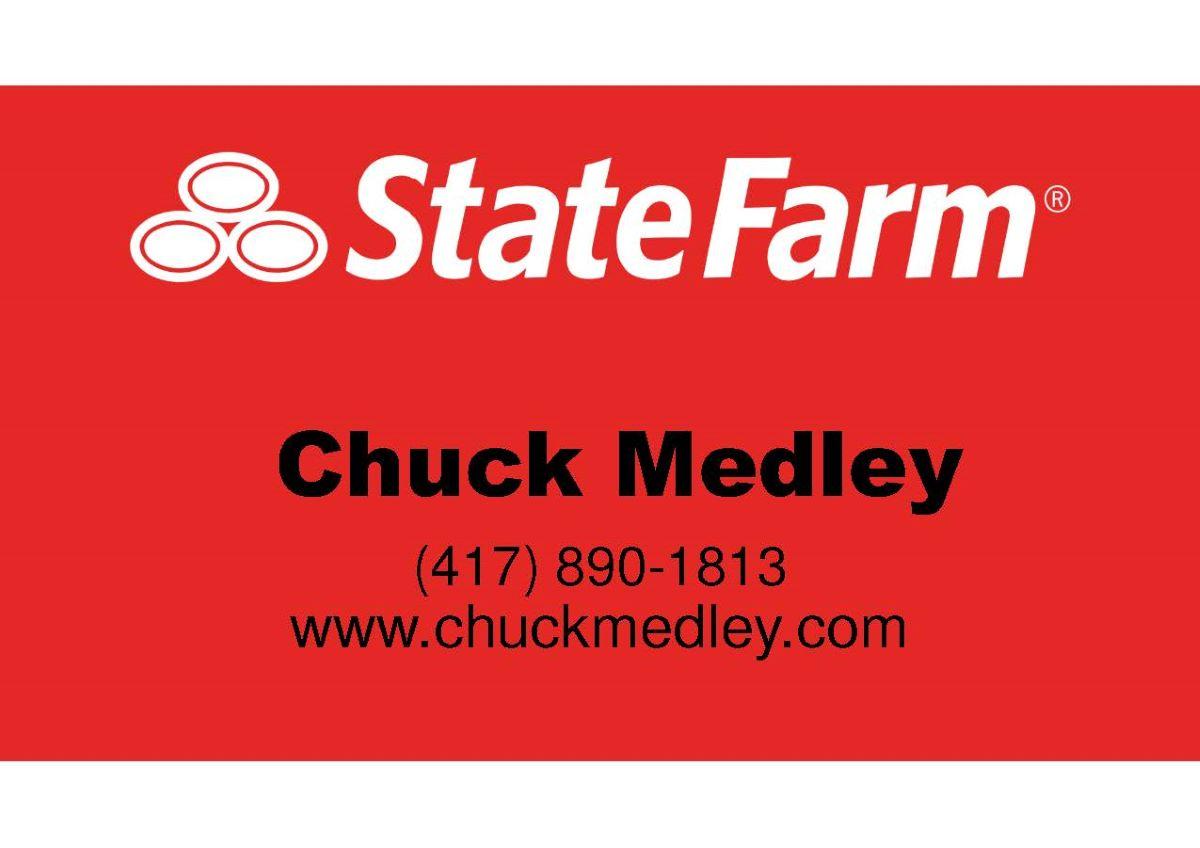 Chuck Medley, State Farm Insurance