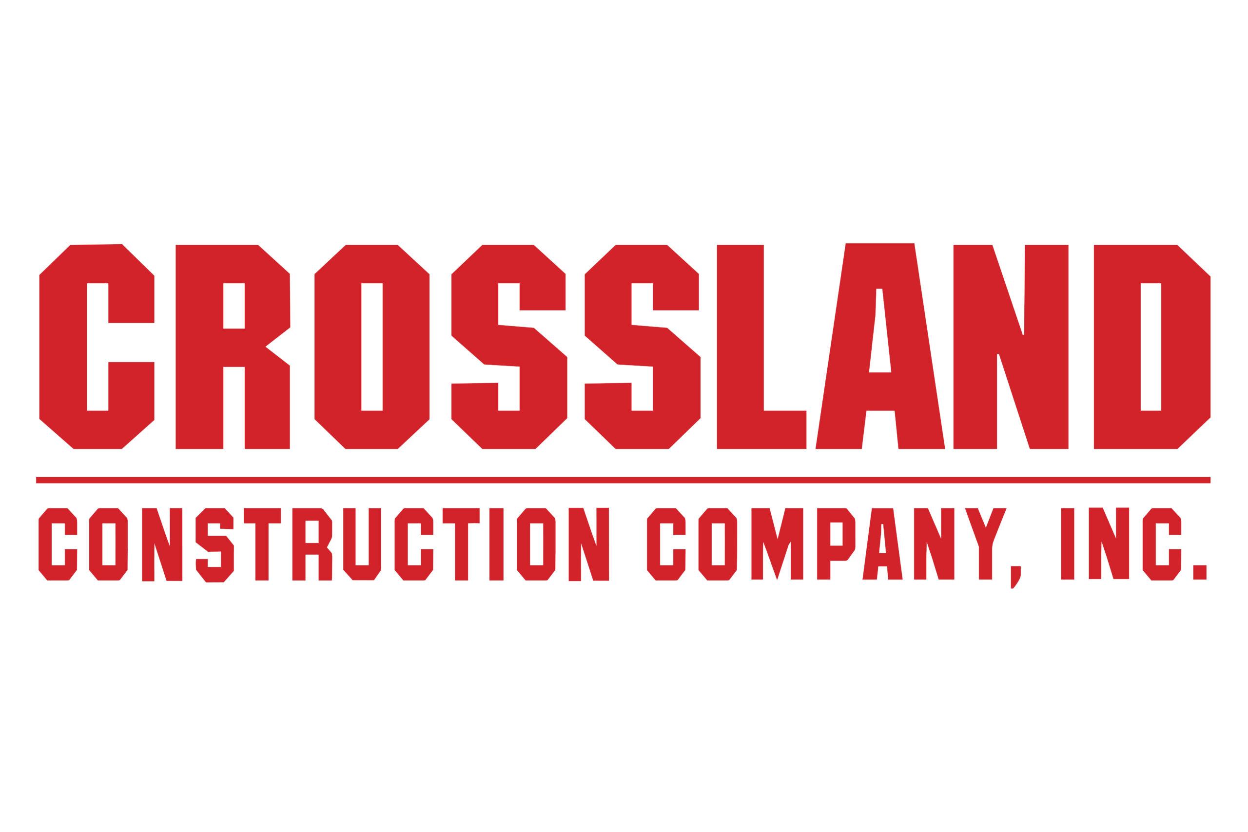 Crossland Construction Co., Inc