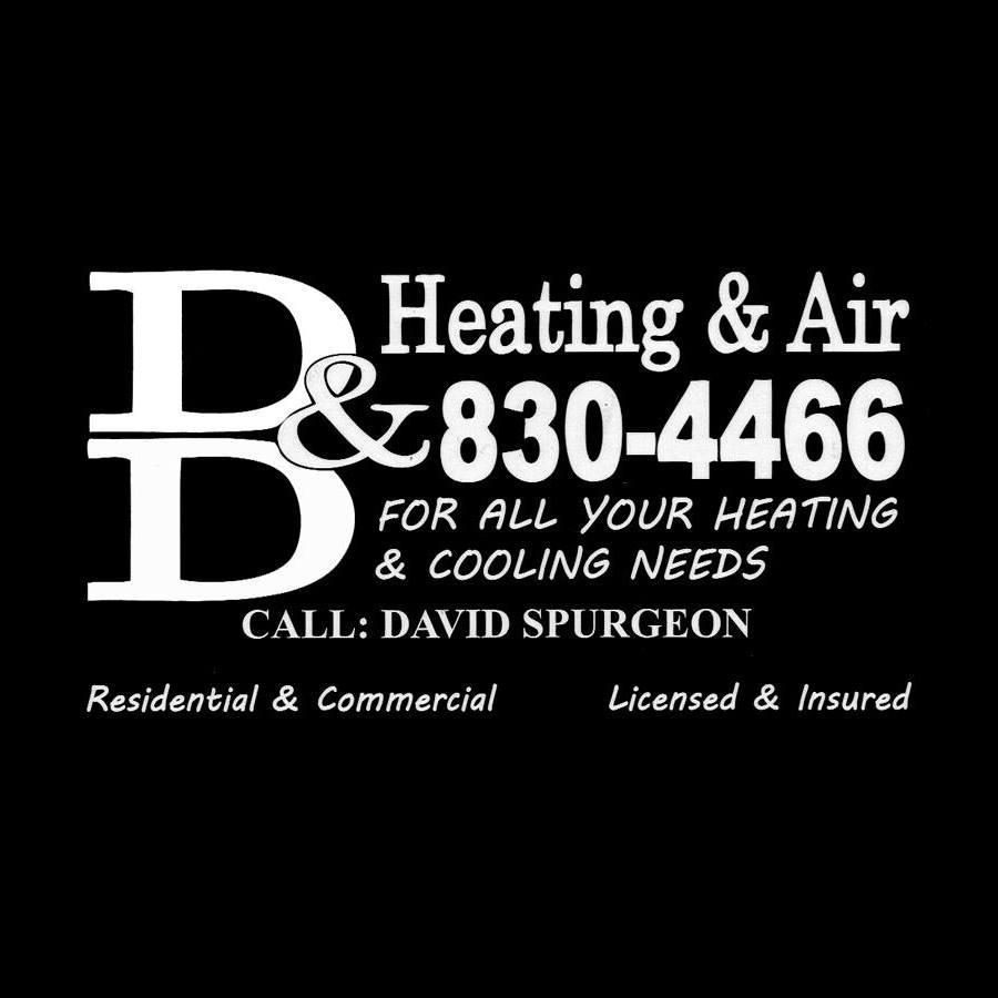 D & D Heating & Air, LLC