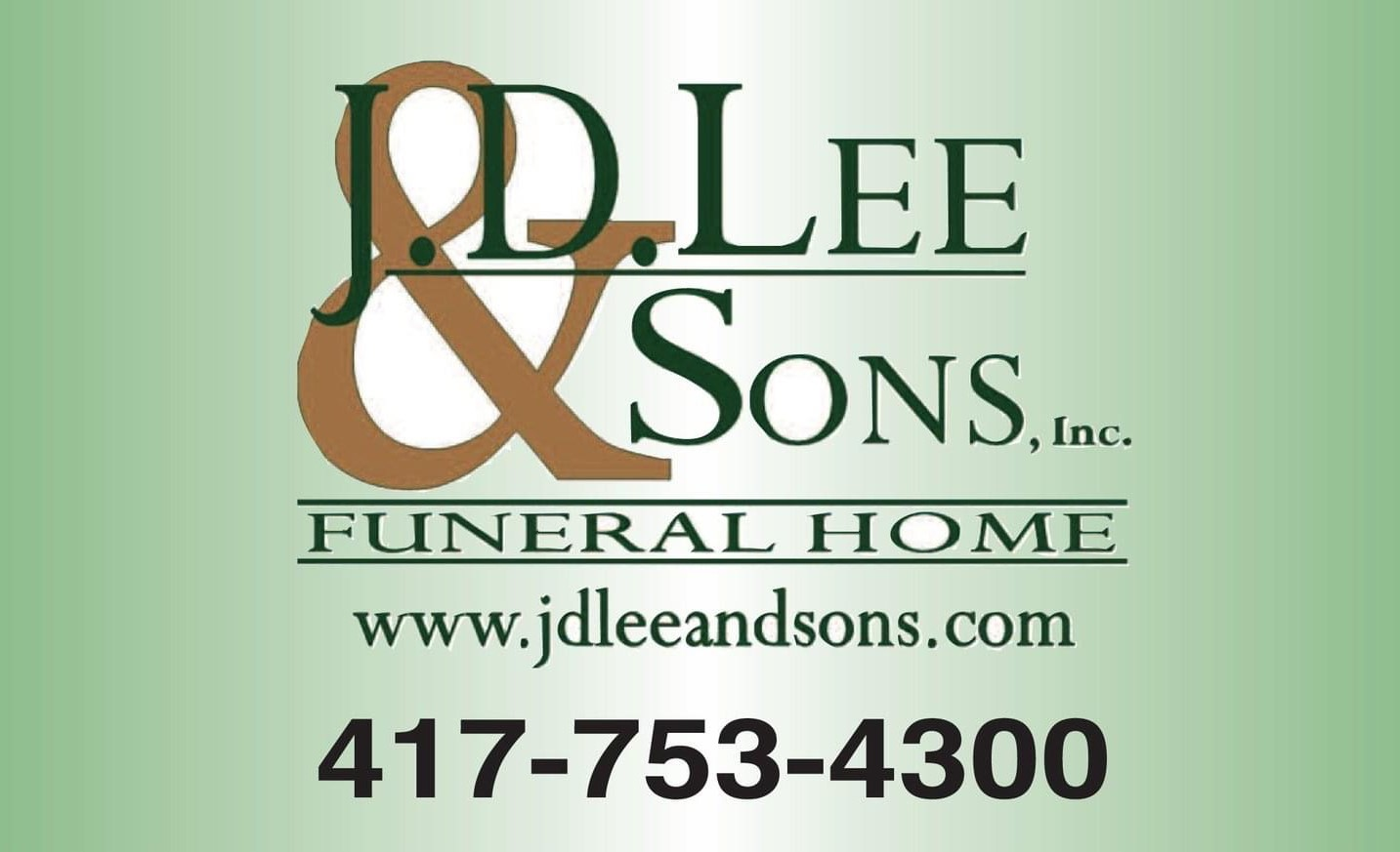 J.D. Lee and Sons Funeral Home