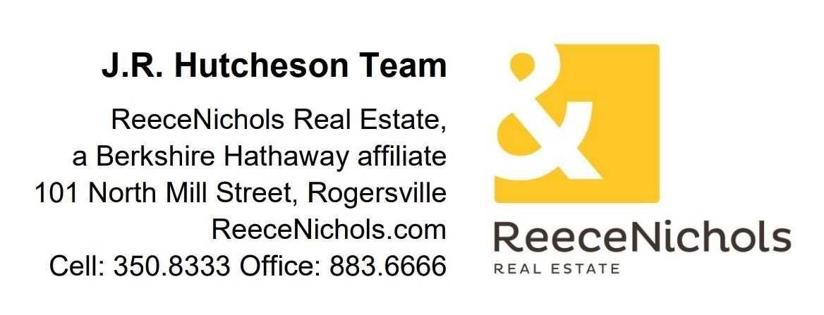 Reece Nichols, JR Hutcheson Team
