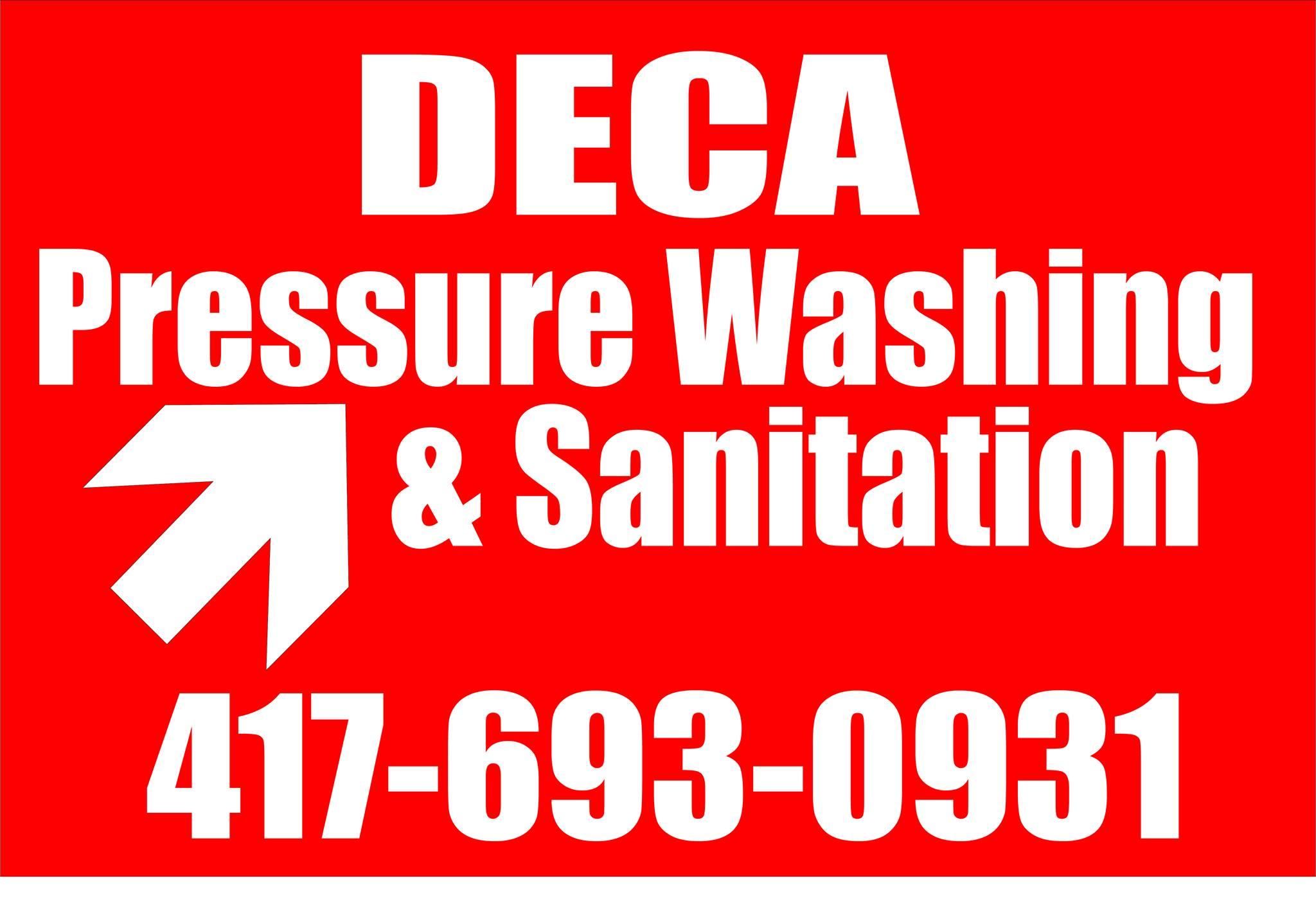 Deca Pressure Washing