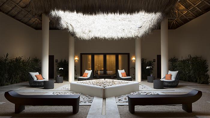 Apuane Spa at the Four Seasons Resort Punta Mita, Mexico