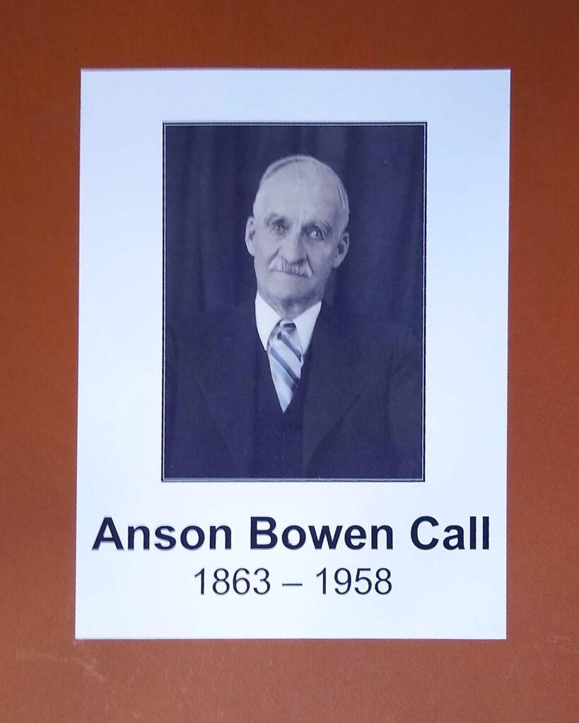 Anson Bowen Call
