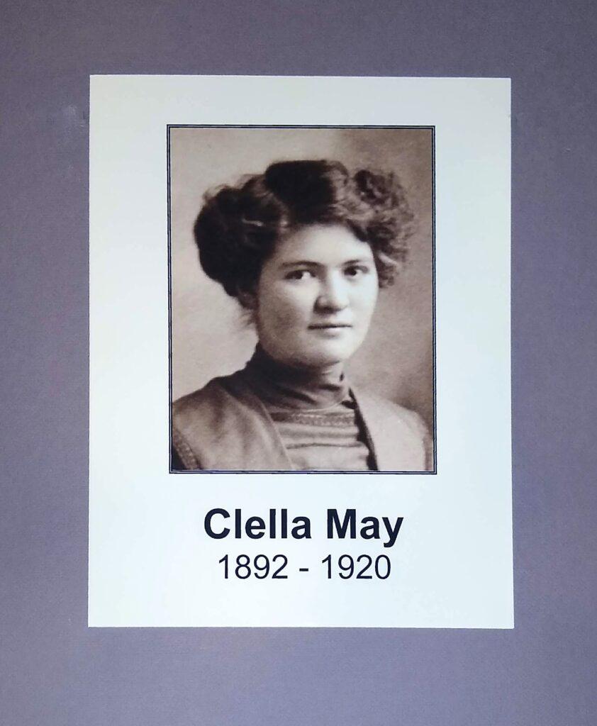Clella May