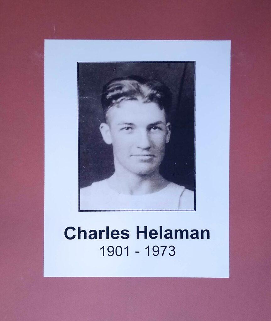 Charles Helaman