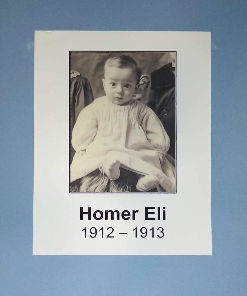 Homer Eli