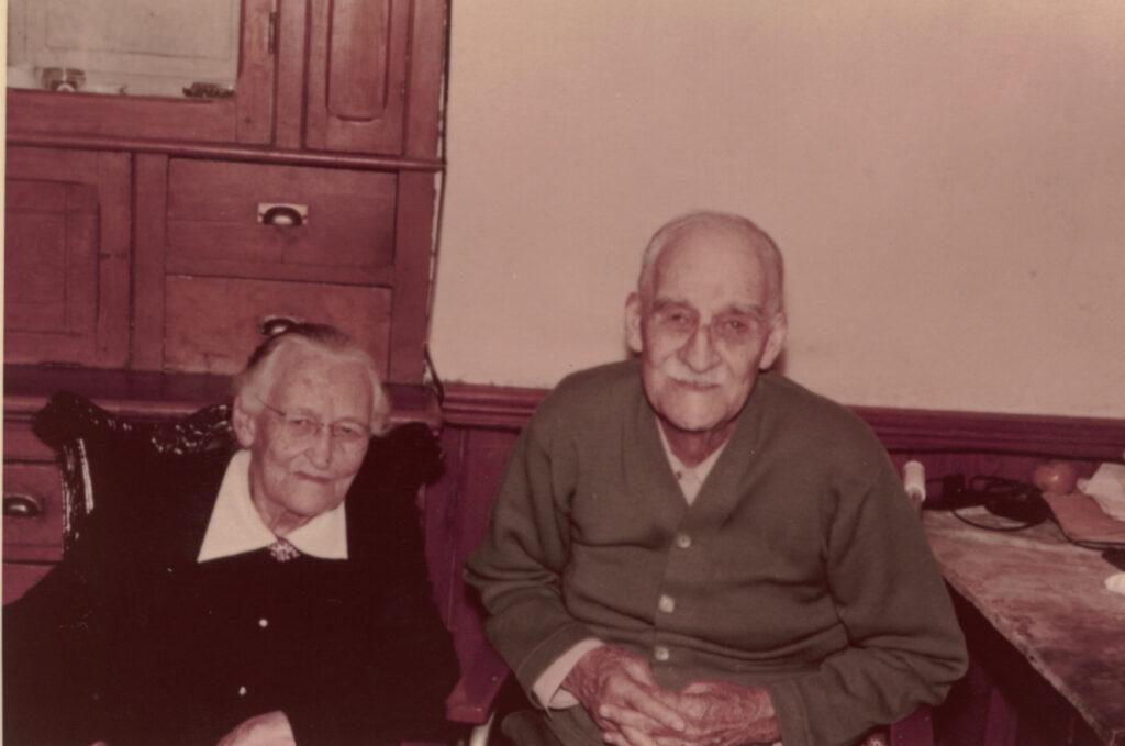 c. 1950 Anson & Theresa