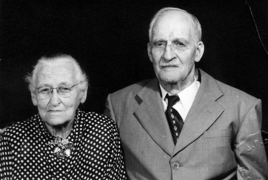 1956 Anson & Theresa