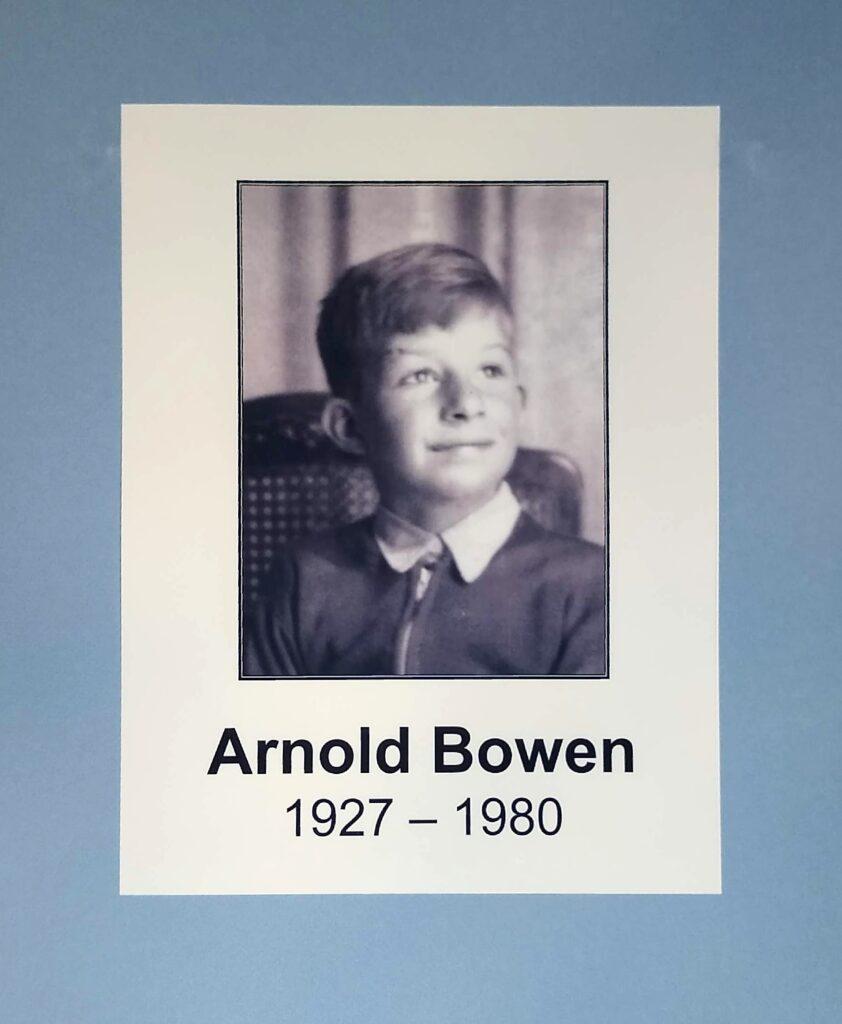 Arnold Bowen