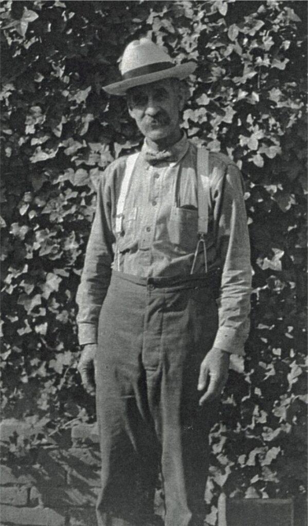 1930 abt Anson Bowen