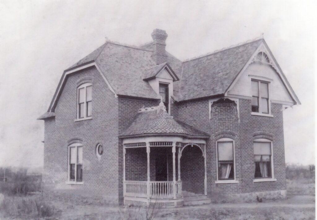 1904 Anson & Theresa Home