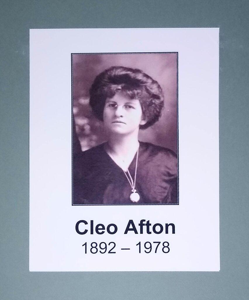 Cleo Afton