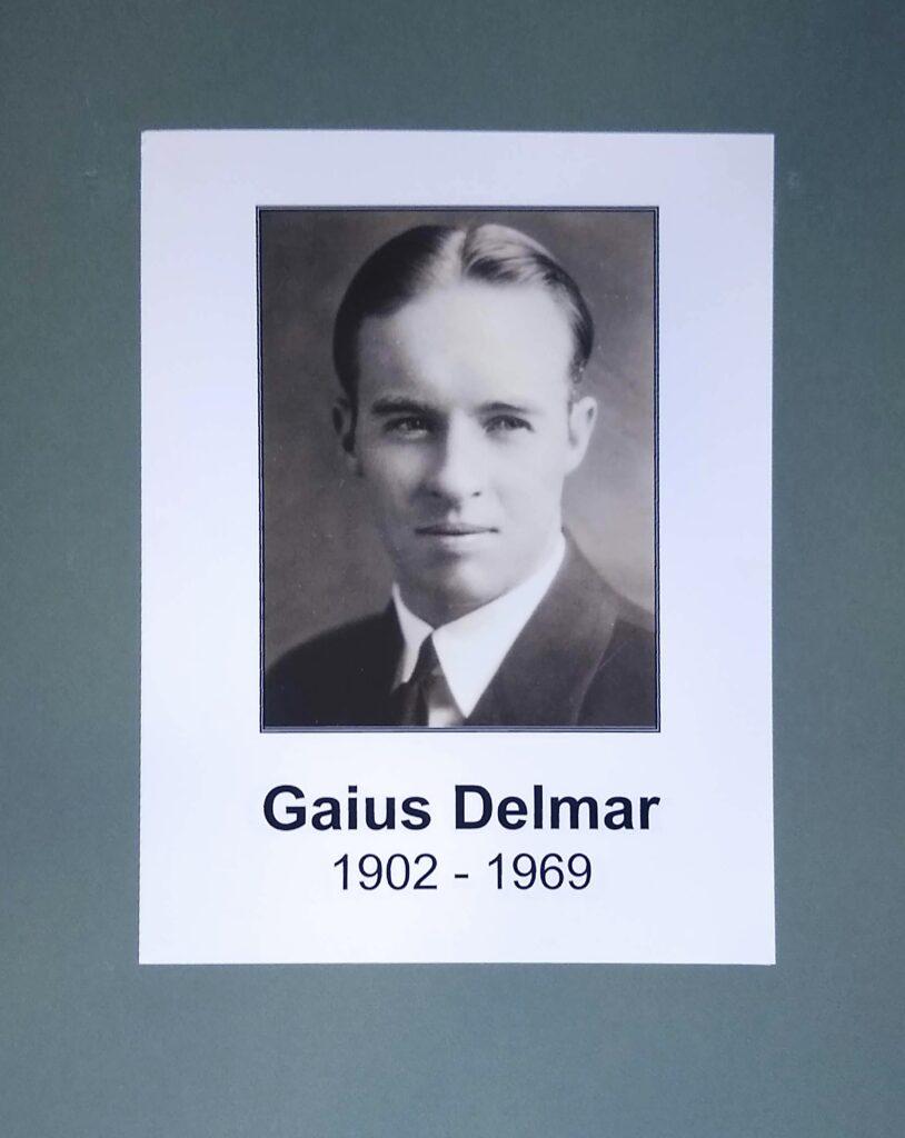 Gaius Delmar