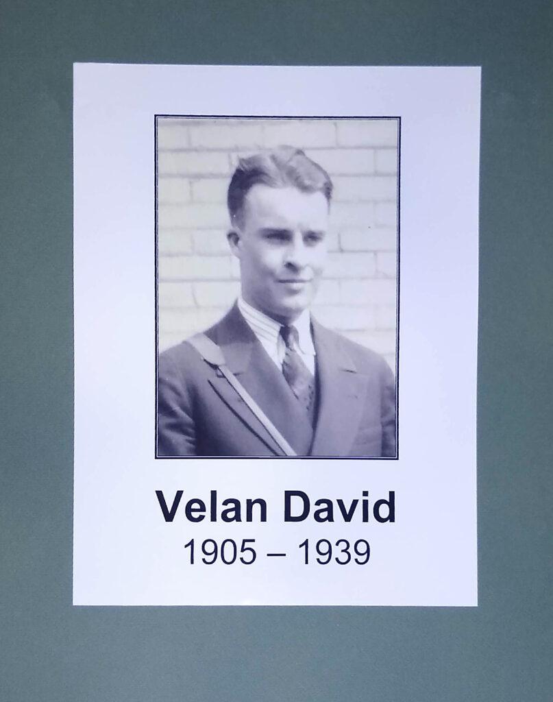 Velan David