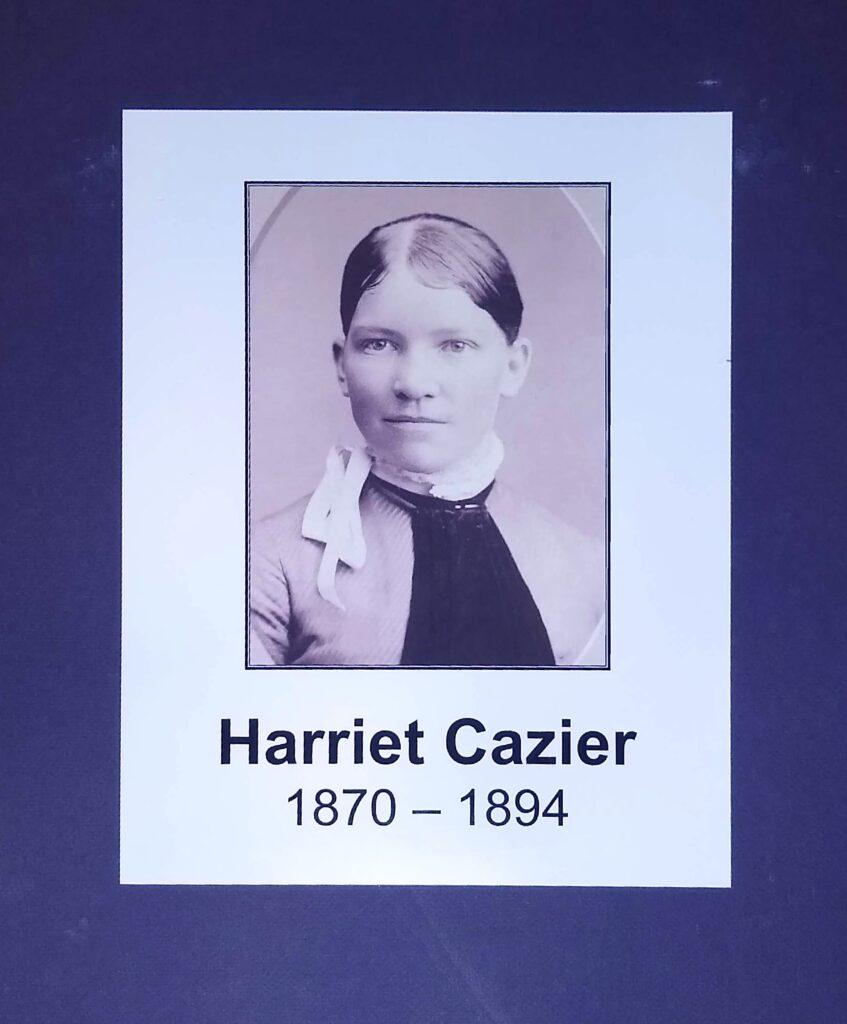 Harriet Cazier
