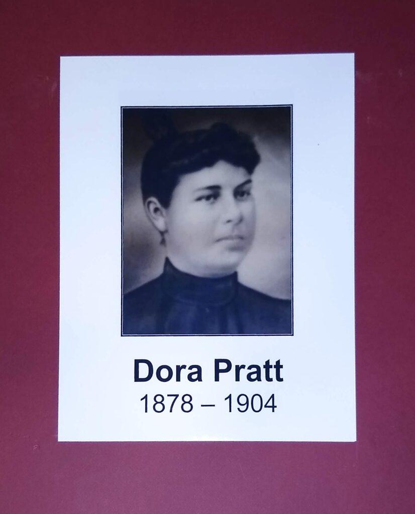 Dora Pratt