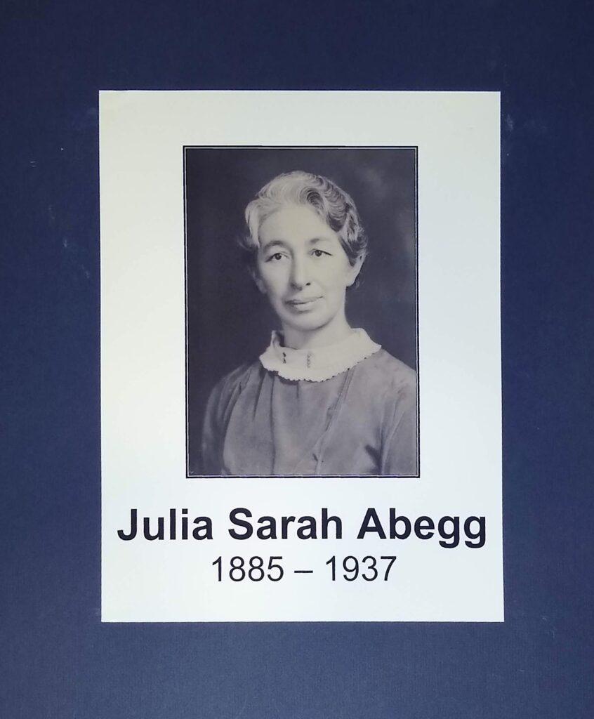Julia Sarah Abegg