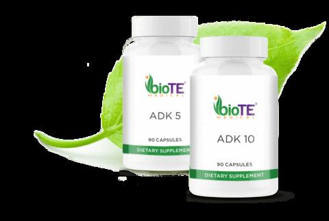 BioTE® ADK 10 Essential Vitamins A, D3, & K2