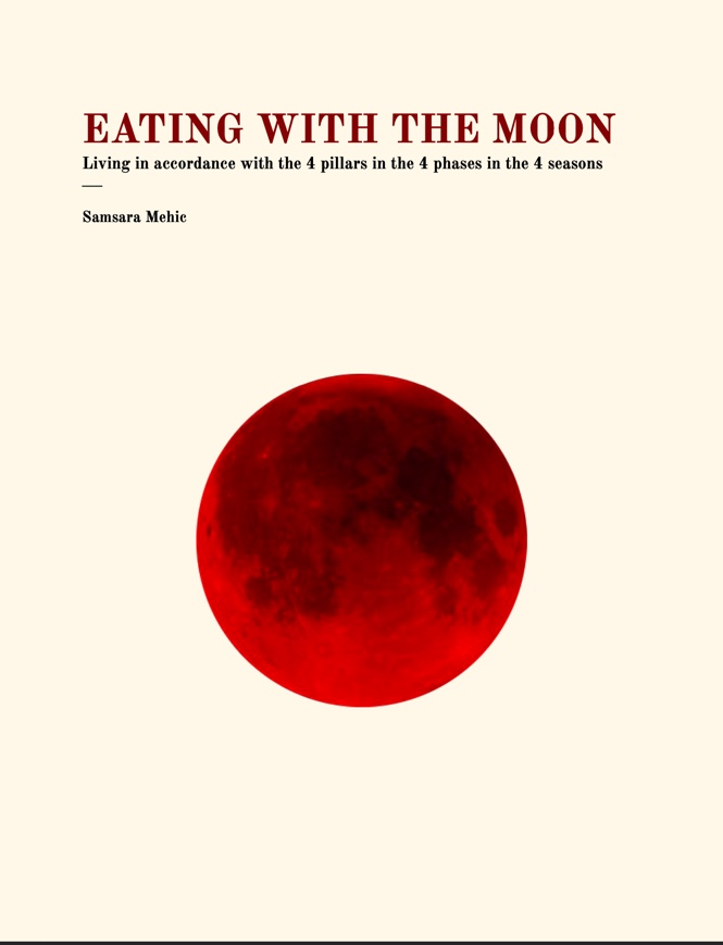 Eating With The Moon