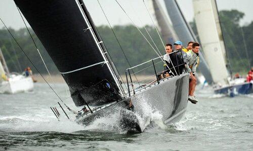 Riverside Yacht Club Sailing