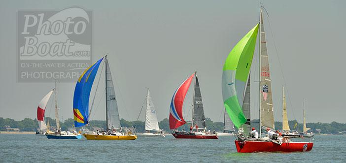 2017 Southern Bay Race Week