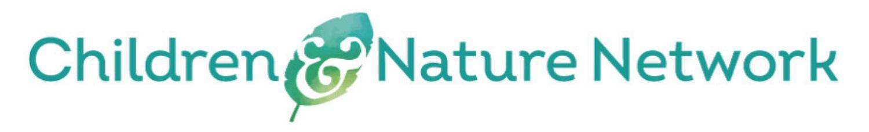 Children Nature Network Logo