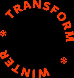 Transform Winter Badge