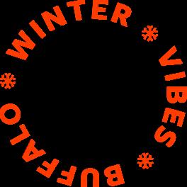 Winter Cities Buffalo Badge