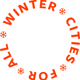 Winter Cities For All Badge